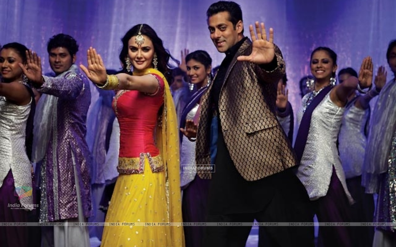 Preity Zinta and Salman Khan in Ishkq In Paris (224980) size:1280x800