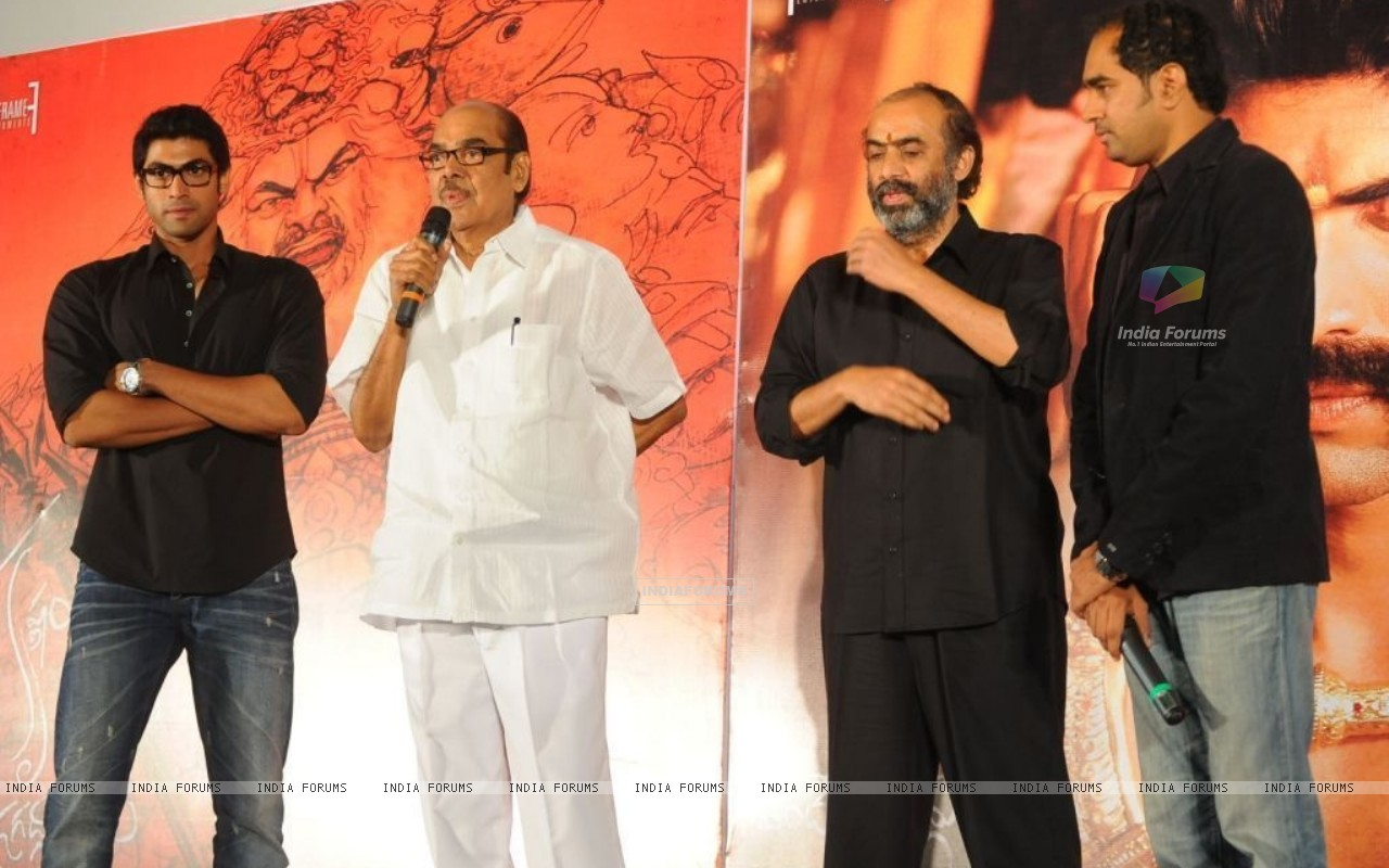 Krishnam Vande Jagadgurum Music Launch (230907) size:1280x800