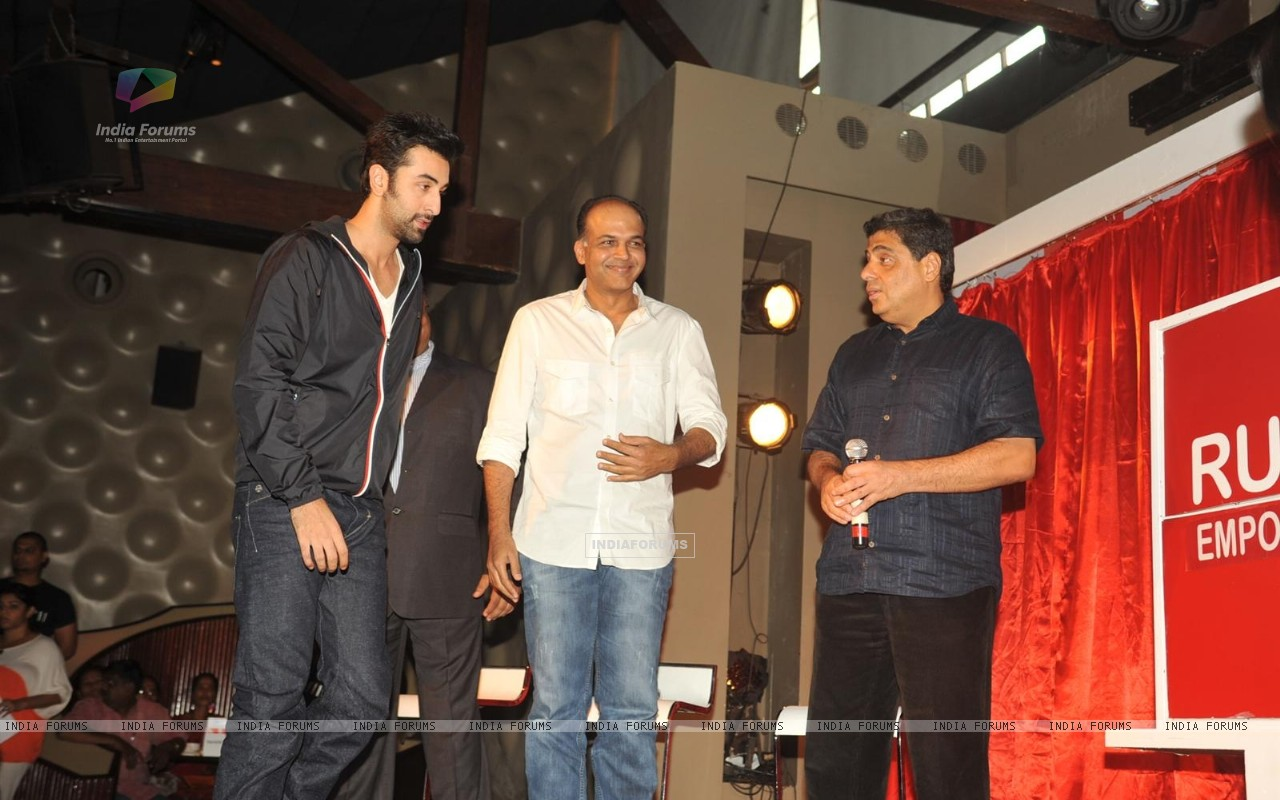 Ranbir Kapoor & Ashutosh Gowarikar unveiled and supported for Swades Foundation (232246) size:1280x800