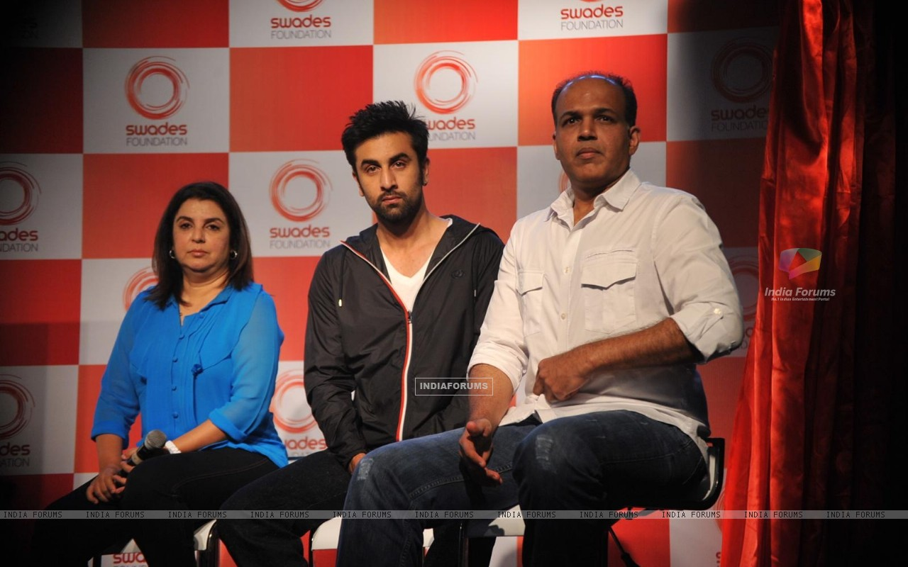 Ranbir Kapoor unveiled and supported for Swades Foundation (232258) size:1280x800