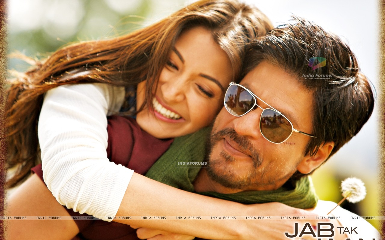 Shah Rukh Khan and Anushka Sharma in Jab Tak Hai Jaan (232811) size:1280x800