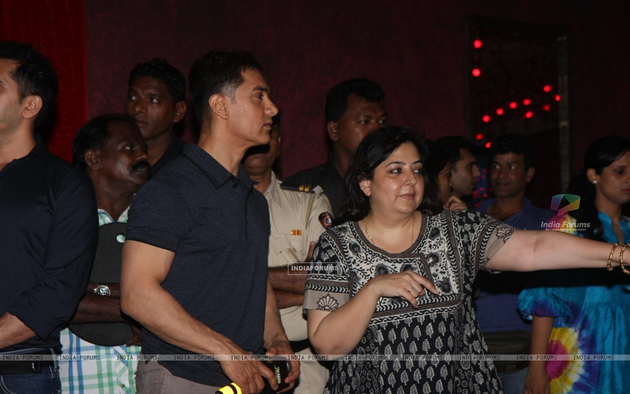 Aamir Khan at Talaash Music Launch (233394) size:1280x800