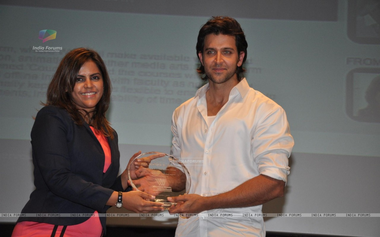 Hrithik Roshan Launches India First Online Film Making Courses (244628) size:1280x800