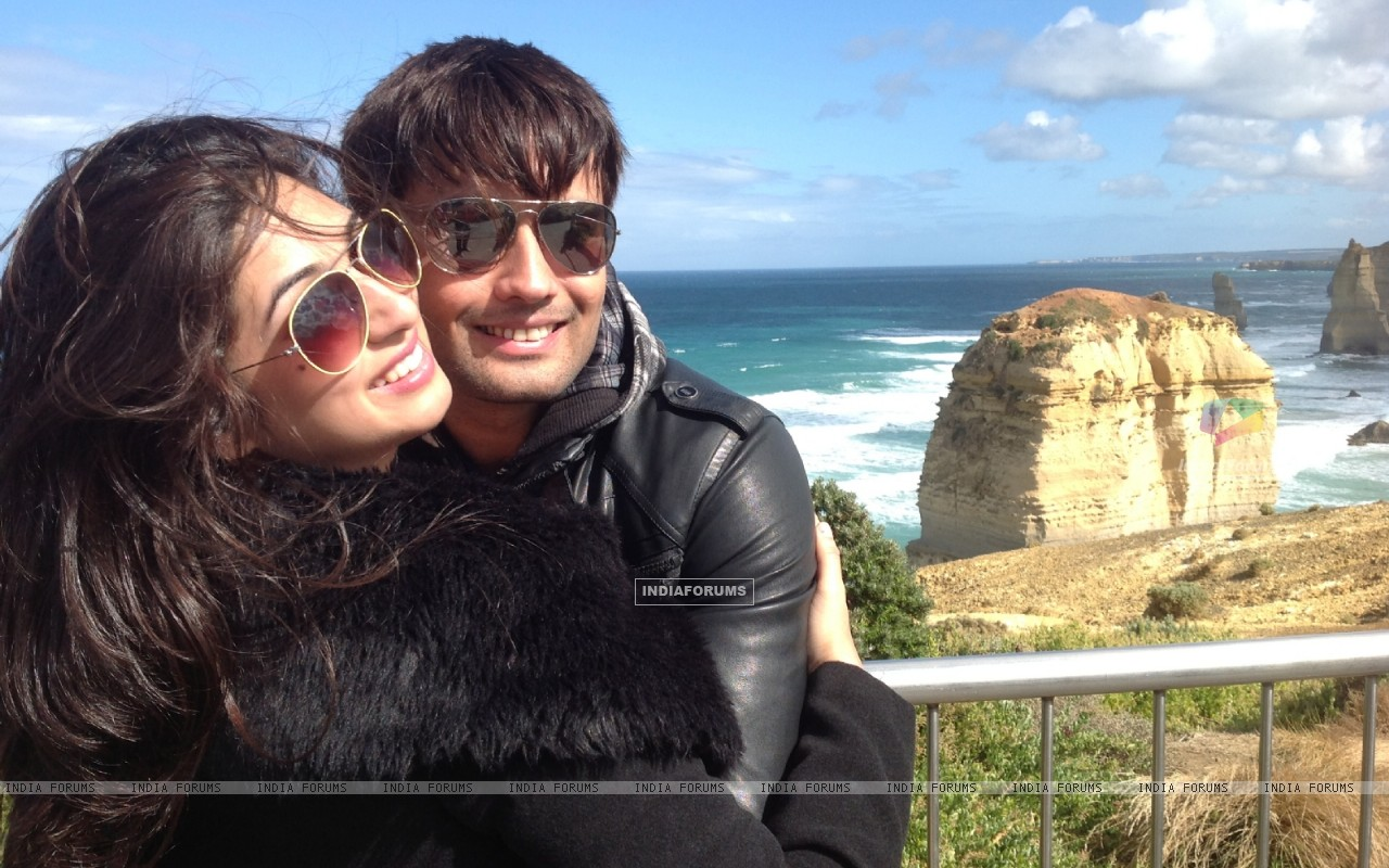 Vivian Dsena and Vahbbiz�s rocking honeymoon in Australia (274863) size:1280x800