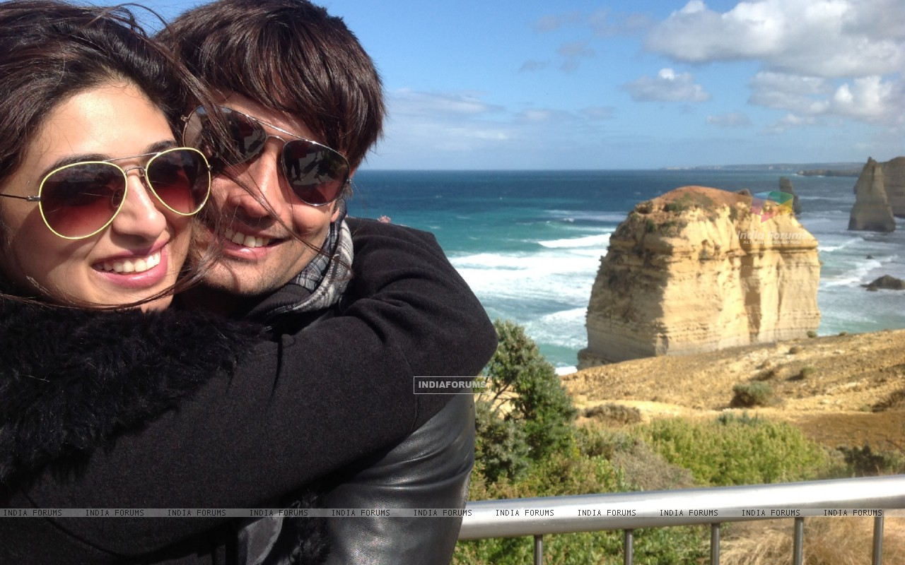 Vivian Dsena and Vahbbiz�s rocking honeymoon in Australia (274866) size:1280x800