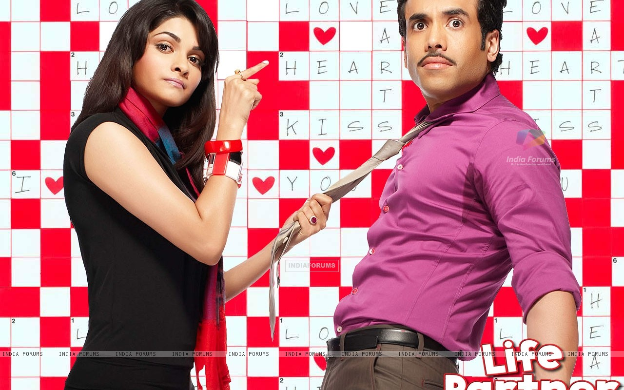 Life Partner wallpaper with Tusshar and Prachi (31423) size:1280x800