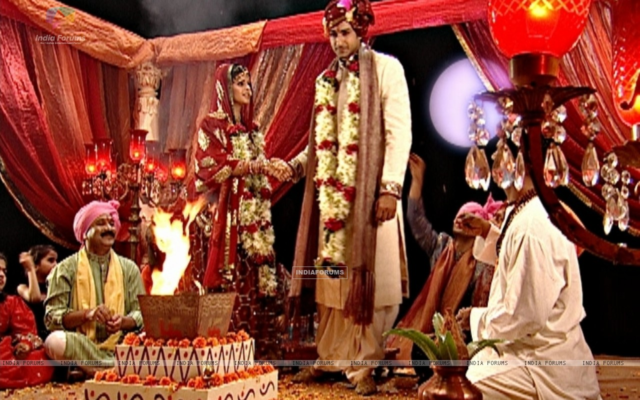 Jyoti and Pankaj marriage ceremony - Wallpaper (Size:1280x800)