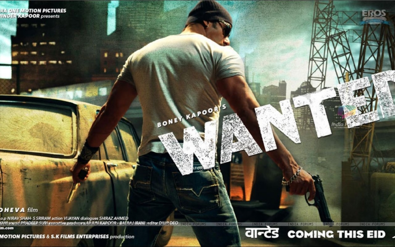 Poster of Wanted (32931) size:1280x800