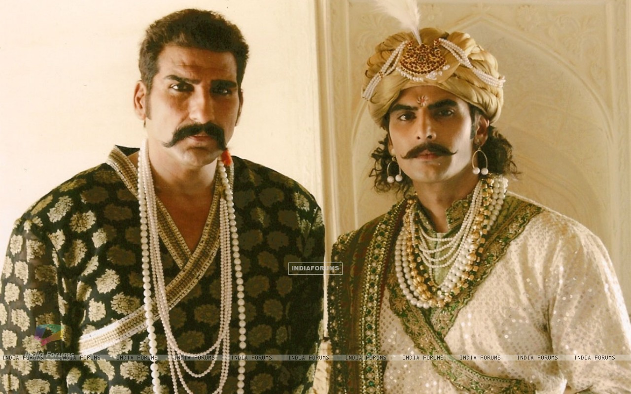 A still image of Ratan Singh and Alauddin Khilji (36797) size:1280x800