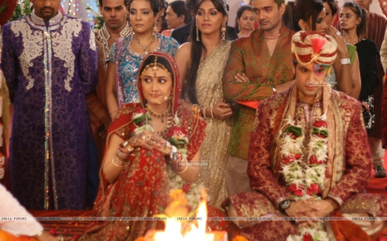 Bharti and Armaan Sinha marriage (37600) size:1280x800