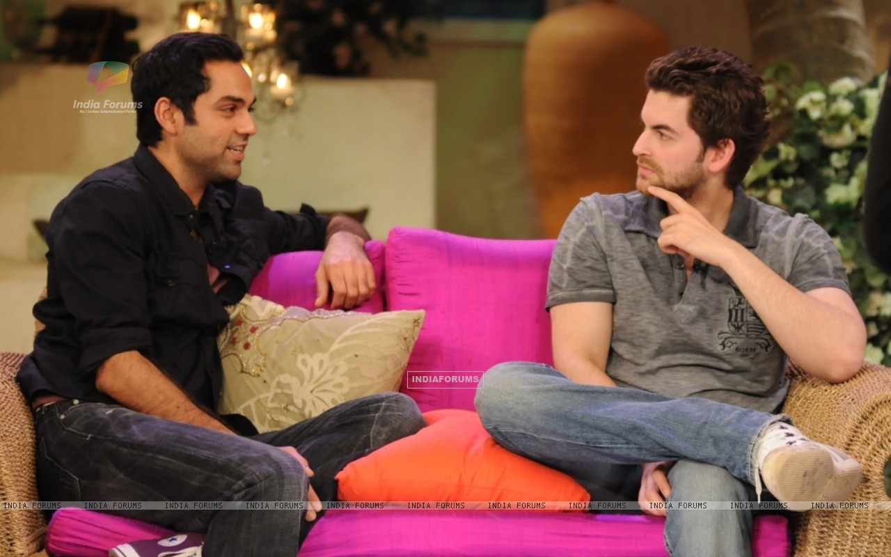 Neil Nitin Mukesh and Abhay Deol (38536) size:1280x800