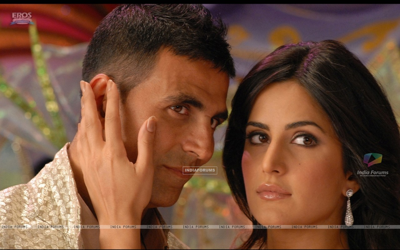 Still image of Akshay Kumar and Katrina Kaif (38746) size:1280x800
