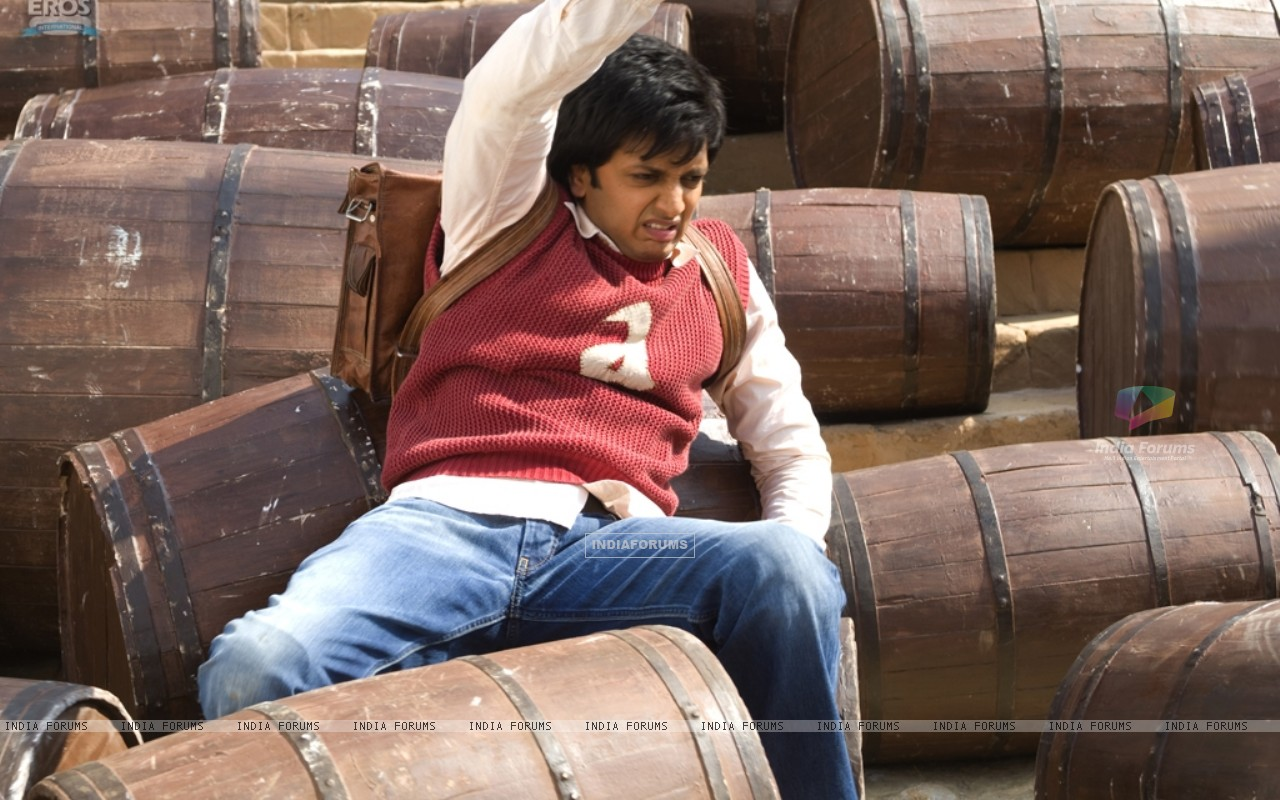 Ritesh Deshmukh in Aladin movie (39324) size:1280x800
