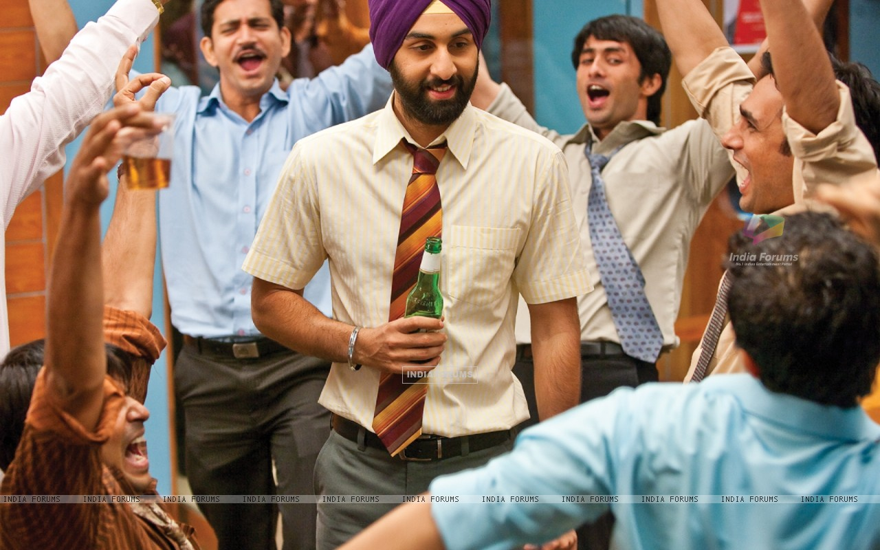 A still image from Rocket Singh: Salesman of the Year movie (40062) size:1280x800