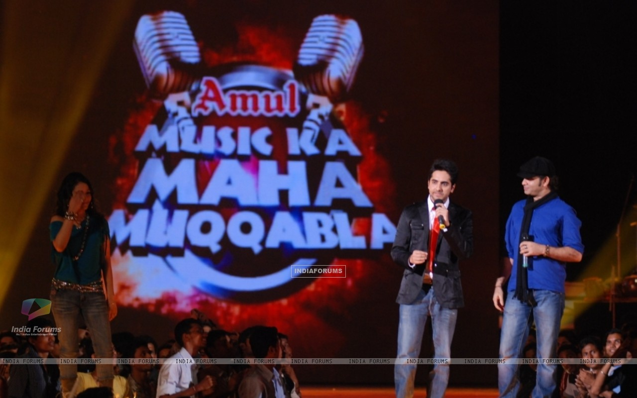 Still from the show Music Ka Maha Muqqabla (41751) size:1280x800