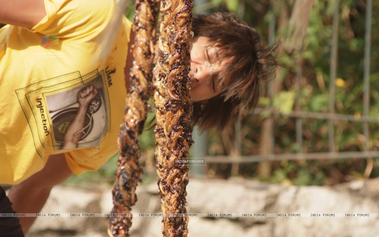 Terrence Lewis at Fear Factor - Khatron Ke Khiladi x 3 (97973) size:1280x800