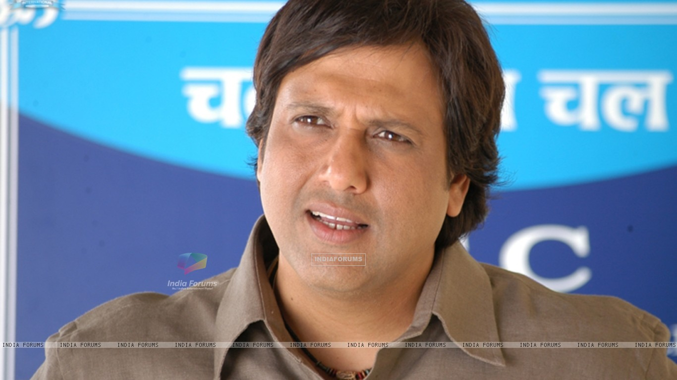 Govinda enquiring something (11767) size:1366x768