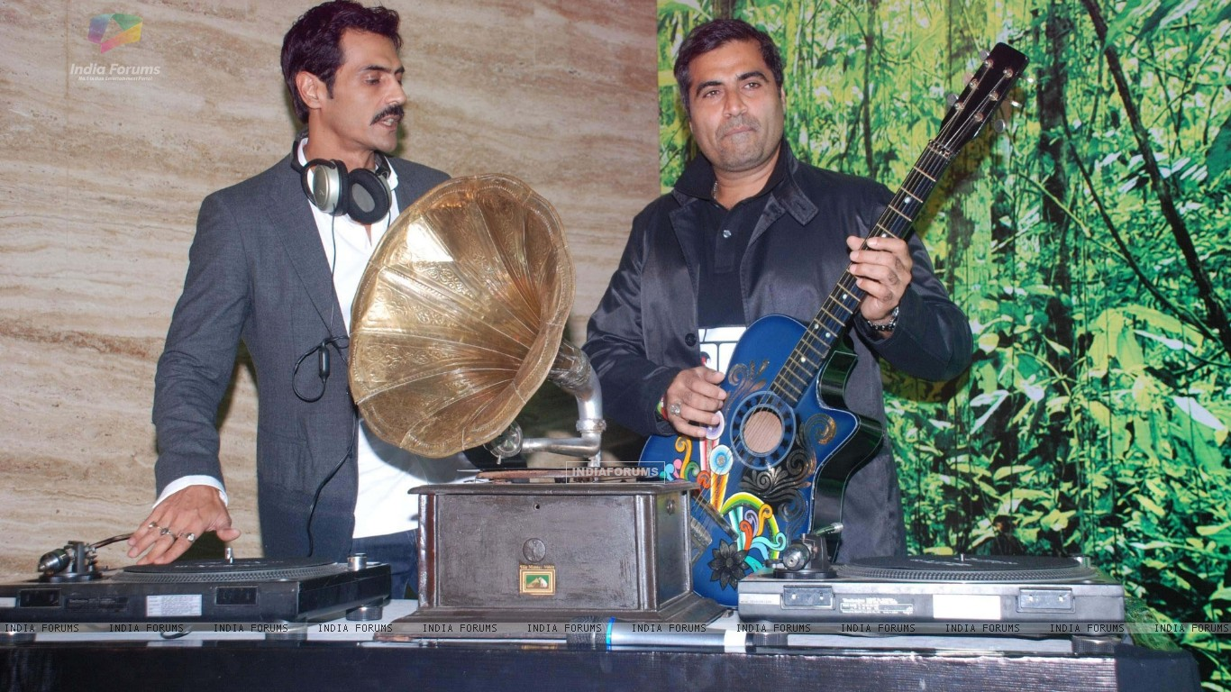Arjun Rampal and Percept launch Lost music fest at Blue Sea, Mumbai (195393) size:1366x768