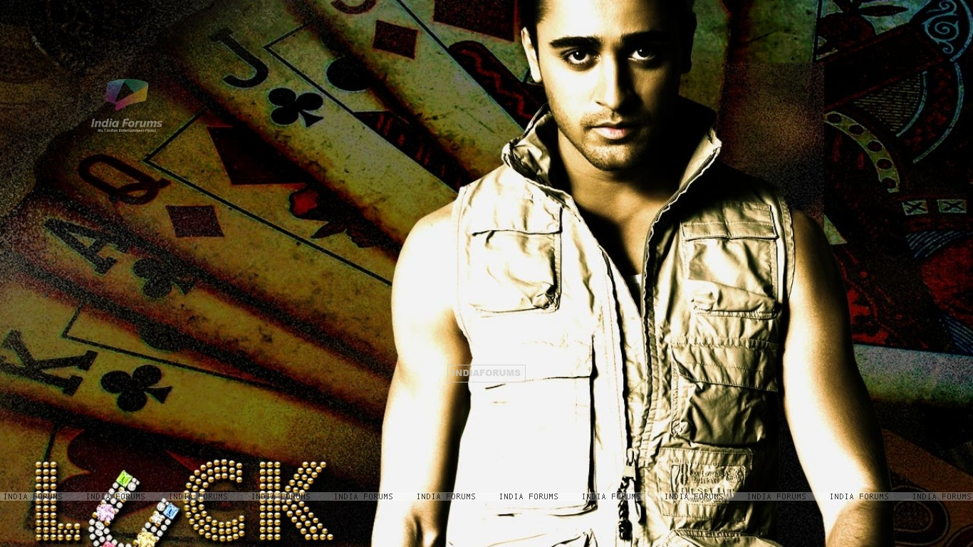 Imran Khan wallpaper from movie Luck (20323) size:1366x768