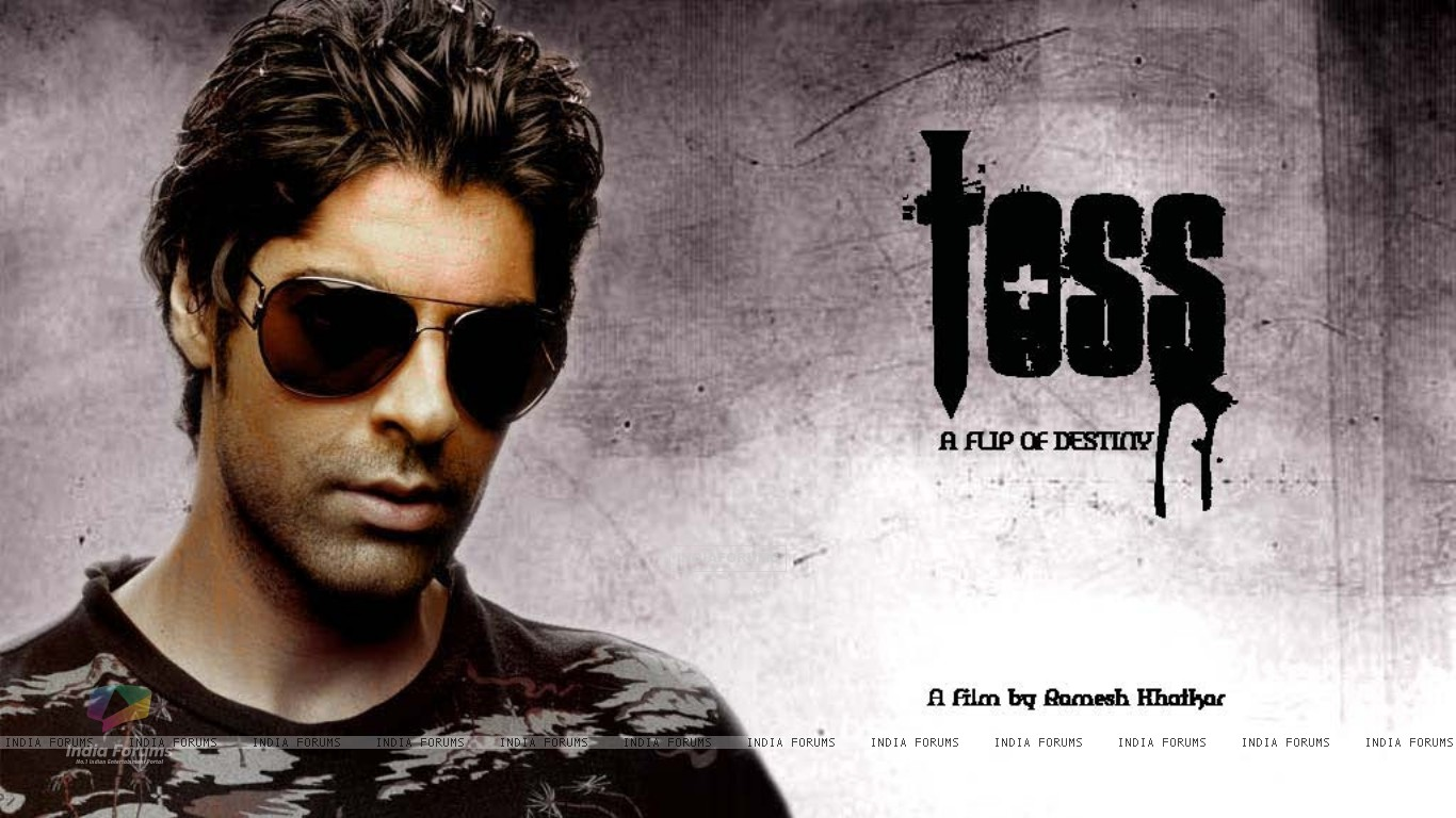 Wallpaper of Ashmit Patel from the movie Toss (20483) size:1366x768