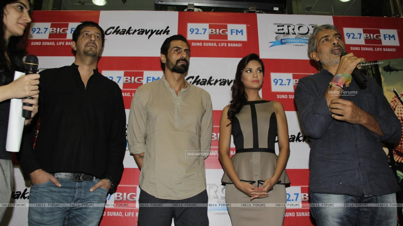 Music Launch Film Chakravyuh (229609) size:1366x768