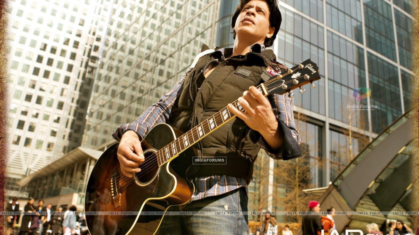 Shah Rukh Khan in Jab Tak Hai  Jab Tak Hai Jaan Wallpapers Hd 1366x768