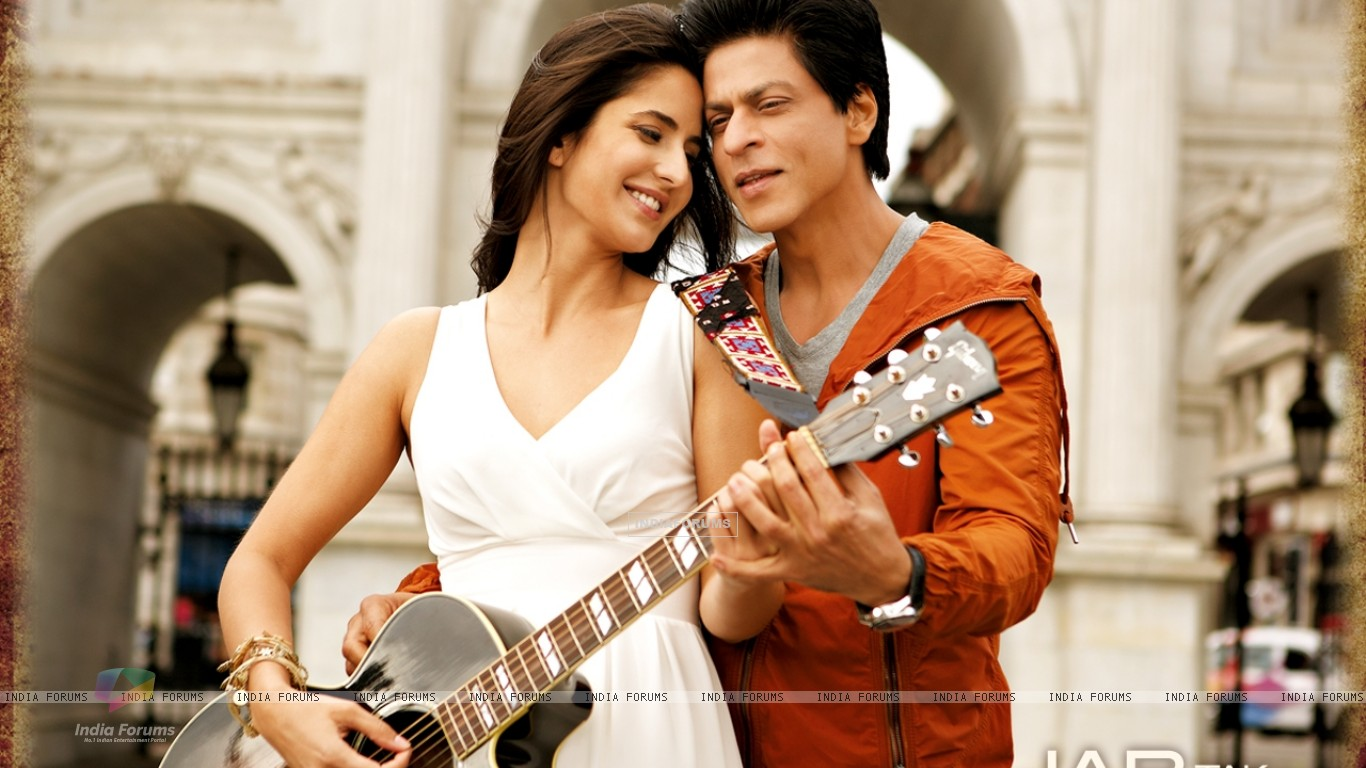 Kaif in Jab Tak Hai Jaan  Jab Tak Hai Jaan Wallpapers Hd 1366x768