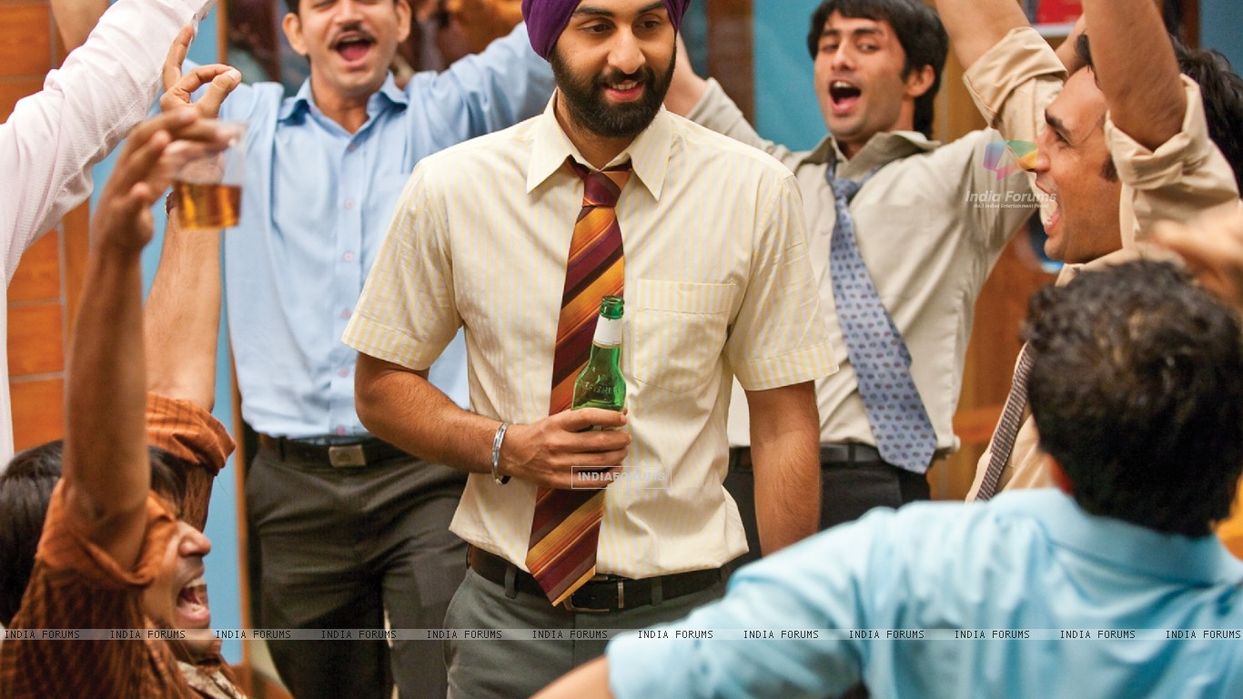A still image from Rocket Singh: Salesman of the Year movie (40062) size:1366x768