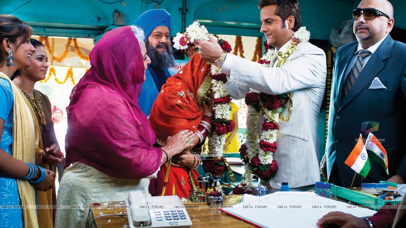 Still from the movie Dulha Mil Gaya (41273) size:1366x768