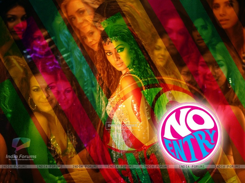 Poster of No Entry featuring Bipasha Basu (11435) size:800x600