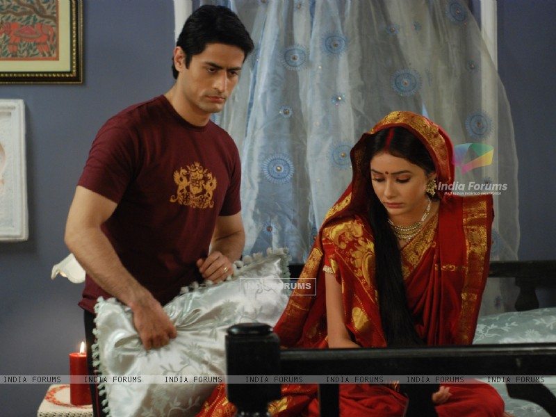 Still scene from tv show Ganga Kii Dheej (117227) size:800x600