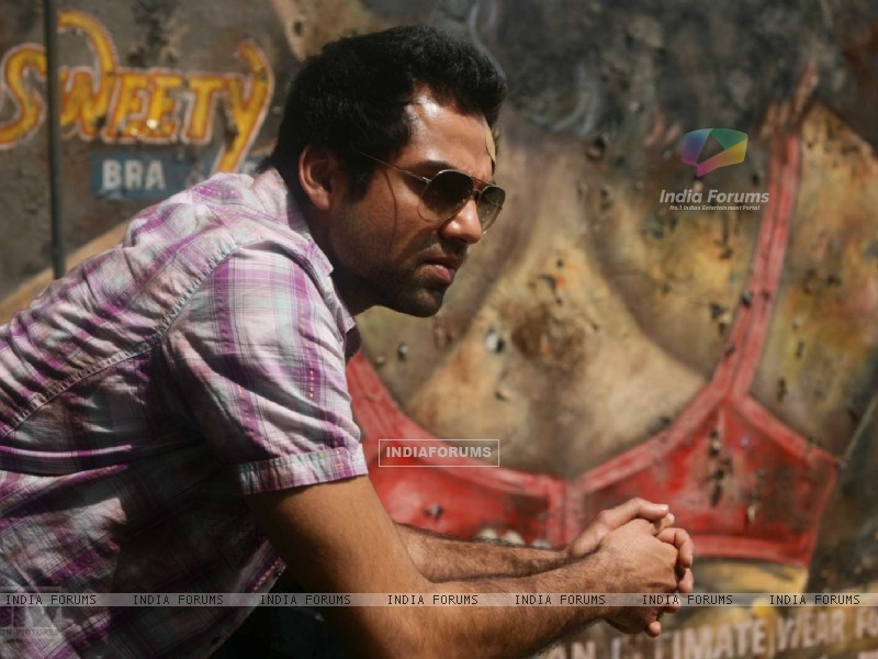 Abhay Deol thinking about something Dev D (12509) size:800x600