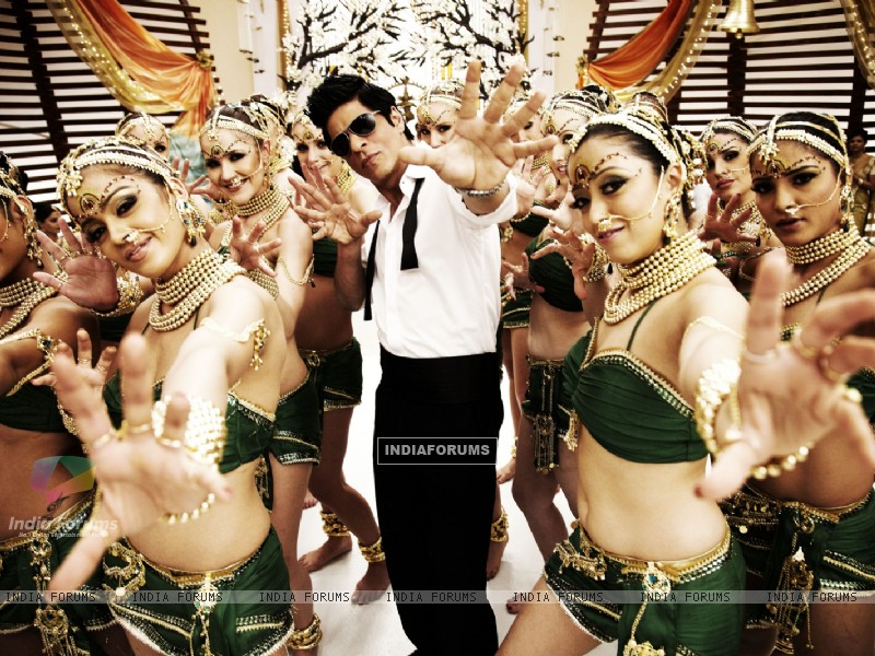 Shah Rukh Khan in the movie Ra.One (158773) size:800x600