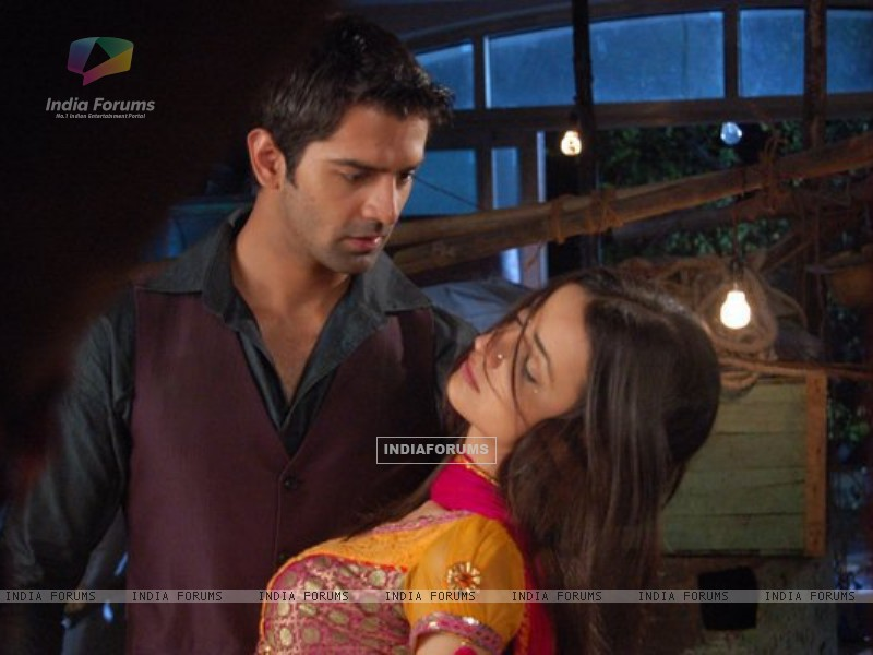 Arnav And Khushi In Iss Pyaar Ko Kya Naam Doon