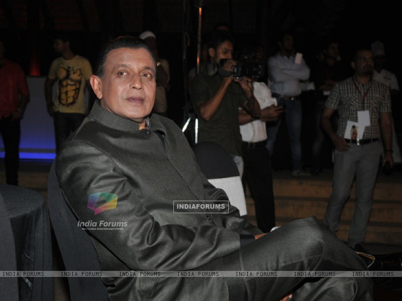 Mithun Chakraborty at the launch of Dance India Dance ...