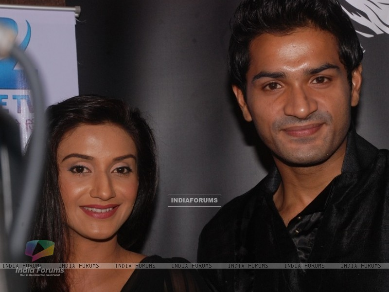 Rati Pandey and Mrunal Jain at celebration of 100 episodes of Hitler Didi (191559) size:800x600