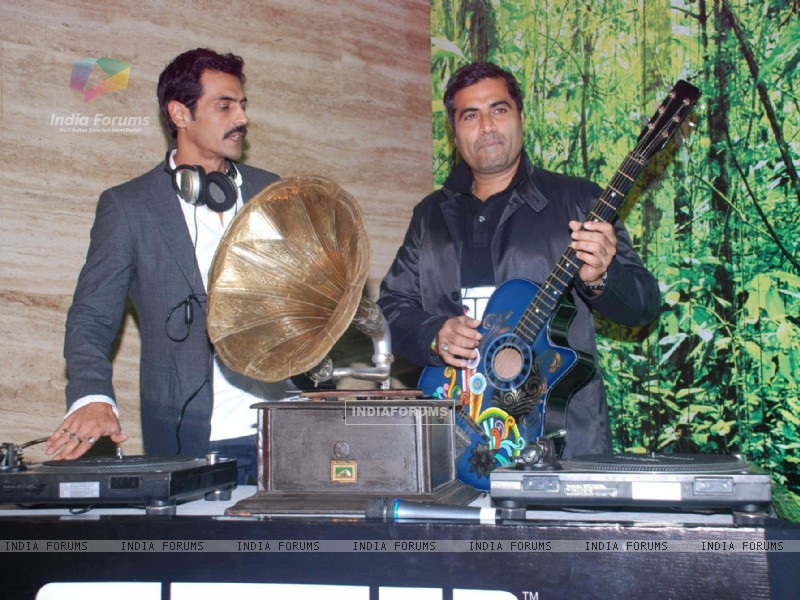 Arjun Rampal and Percept launch Lost music fest at Blue Sea, Mumbai (195393) size:800x600