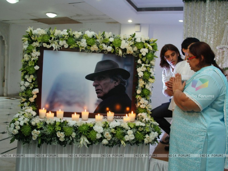Condolence Meeting of Ashok Mehta (220984) size:800x600