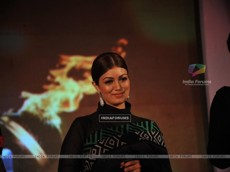 Ayesha Takia at Launch and press conference of reality musical show of Sur- Kshetra (223368) size:800x600