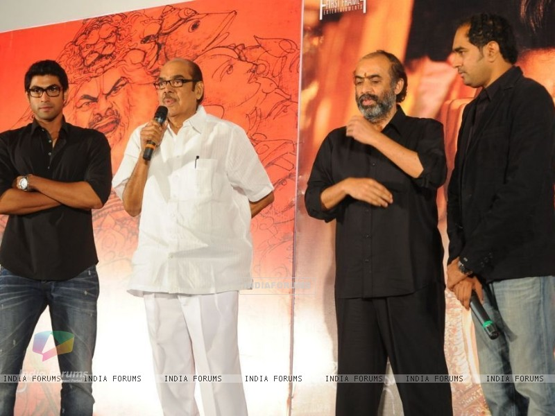 Krishnam Vande Jagadgurum Music Launch (230907) size:800x600