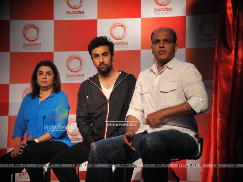 Ranbir Kapoor unveiled and supported for Swades Foundation (232258) size:800x600