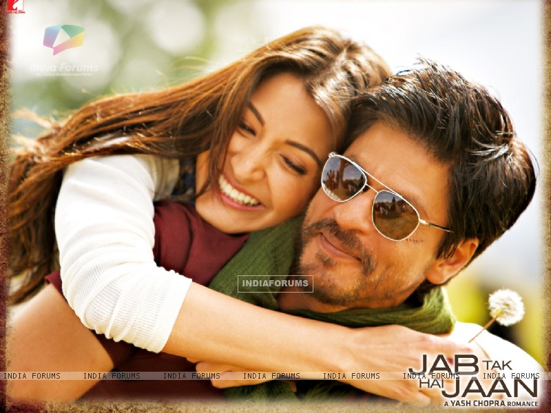 Shah Rukh Khan and Anushka Sharma in Jab Tak Hai Jaan (232811) size:800x600