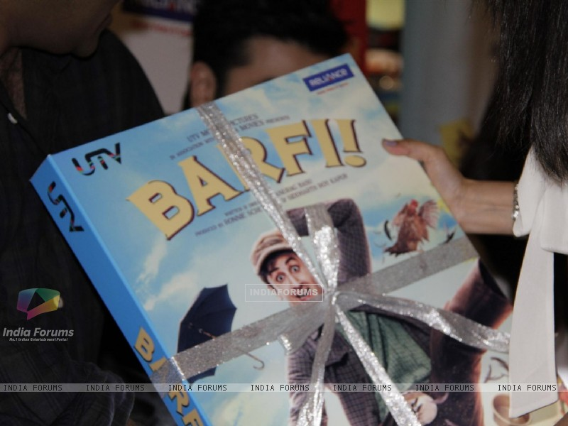DVD launch of film Barfi (238739) size:800x600
