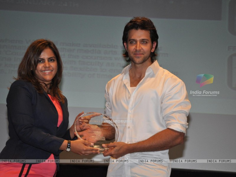 Hrithik Roshan Launches India First Online Film Making Courses (244628) size:800x600