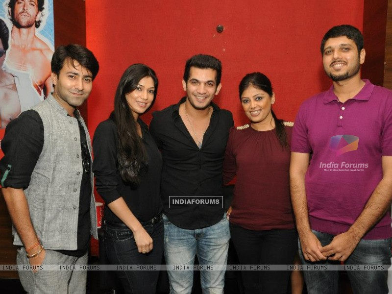 Arjun Bijlani at the Private Premier of his short film (256969) size:800x600