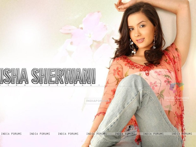 Isha Sharvani (28180) size:800x600