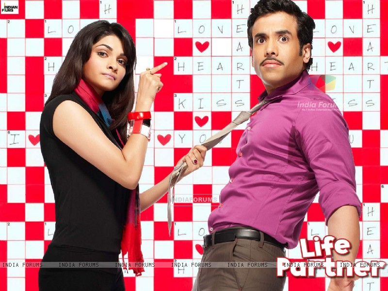 Life Partner wallpaper with Tusshar and Prachi (31423) size:800x600