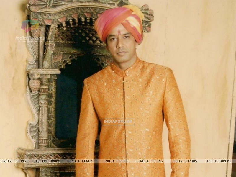 A still image of Bhairav in the show Balika Vadhu (32200) size:800x600
