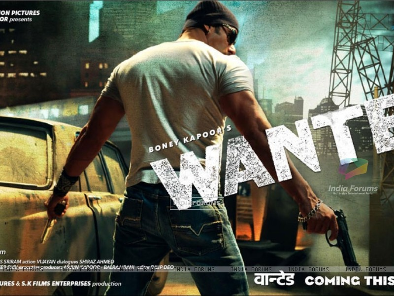 Poster of Wanted (32931) size:800x600