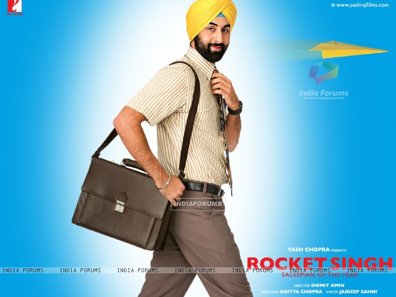 Wallpaper of Rocket Singh: Salesman of the Year movie (40056) size:800x600